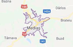 firme de transport din Medias